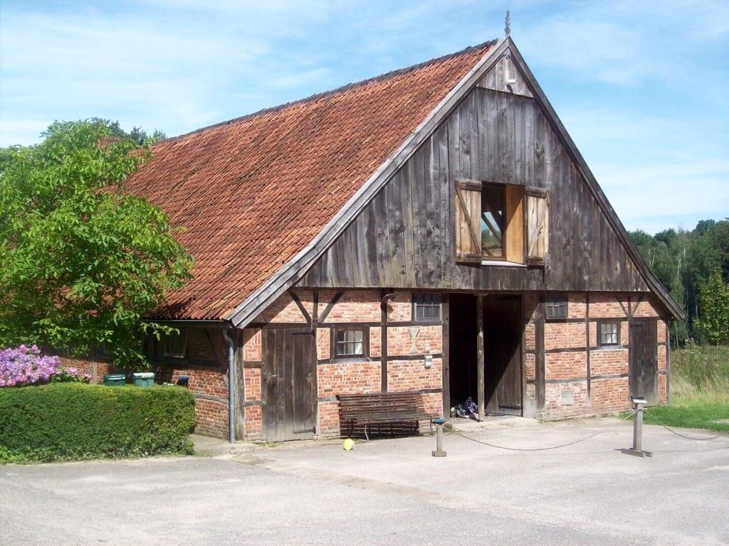 Oerboerderij locatie retreat